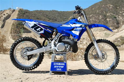 Dirt Bike Magazine 2015 Yamaha Yz250 Premix
