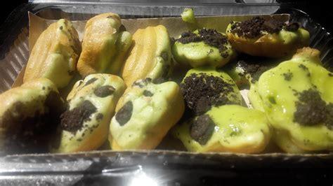 Kue Kacang Green Tea Original 5 sarapan paling maknyus di kota bandung travelog