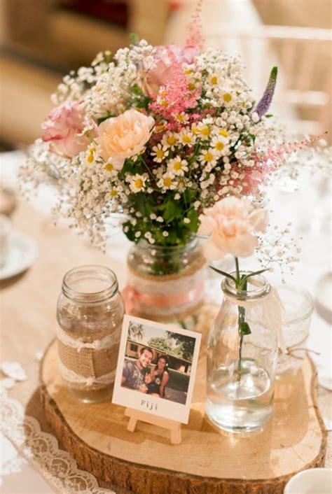 30 Imágenes con centros de mesa para boda ideas originales