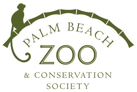 make moe design zoo logo mission palm beach zoo