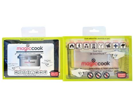 Multi Magic Cook seen sharktank multi function lunch box for cold storage cooking magic cook