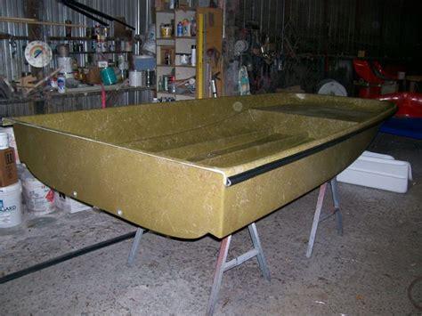 airboat hull design the new minimini hull