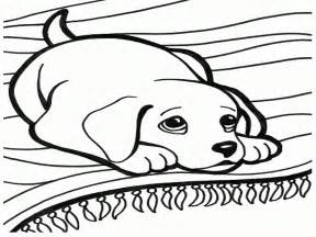 Dog coloring pages free printable coloring pages angeldesign