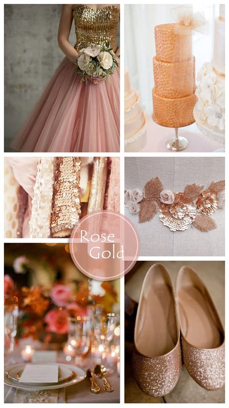 wedding themes rose gold diy rose gold eye shadow bridal beauty want that