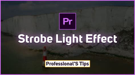 adobe premiere pro lighting effects how to create strobe light effect in adobe premiere pro cc