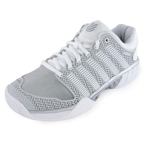 k swiss s hypercourt express tennis shoes glacier