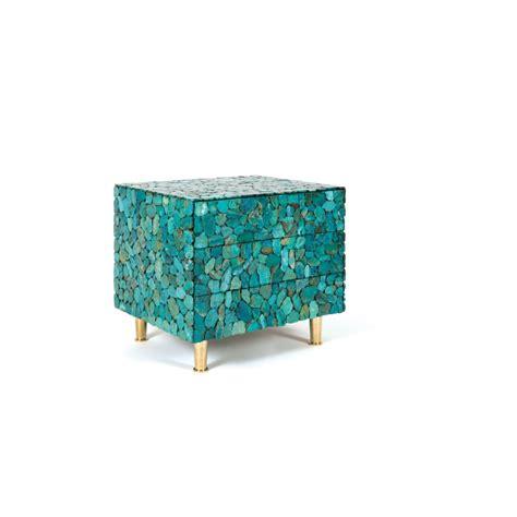 Kam Tin Chevet En Turquoise 2013