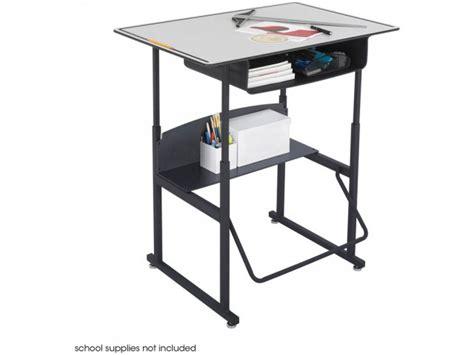 Best Sit Stand Desk Alphabetter Sit Stand Desk Premium Top Bookbox 36 X24 Sfc 1209 Sit Stand Desks