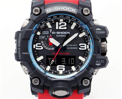 Casio G Shock Gwg 1000rd 4a casio g shock gwg 1000rd 4a