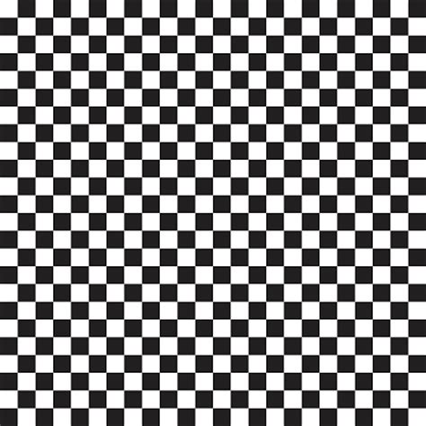 pattern black and white squares checkered pattern of black and white squares stock photo