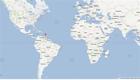 and tobago on the world map and tobago world map factsofbelgium