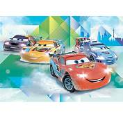 Fototapeta Disney Cars Blesk McQueen Camino  Tapeta Na