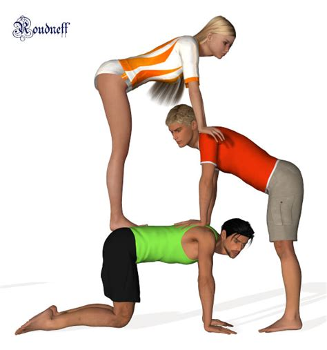 imagenes de yoga acrobatico 1000 images about acrogym les plan on pinterest