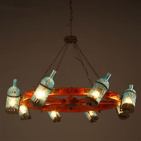 online buy wholesale wine bottle chandelier from china
