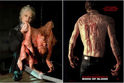 blood a novel of the lupi books blogs creepy stills from barker s book of blood amc