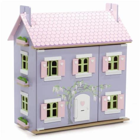 cheap dolls houses best cheap le toy van lavender doll s house dolls house