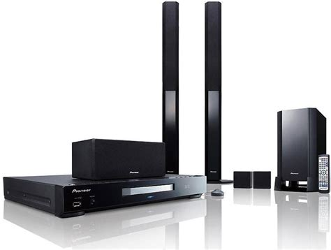 pioneer htz 565 home theatre system with built in pal ntsc