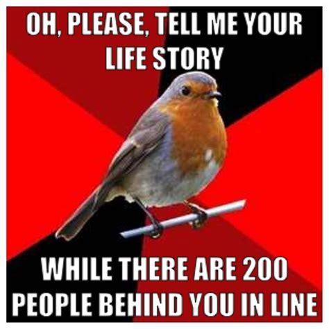 Retail Memes - retail robin retail robin pinterest