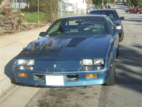 85 camaro berlinetta whats a price to sell for