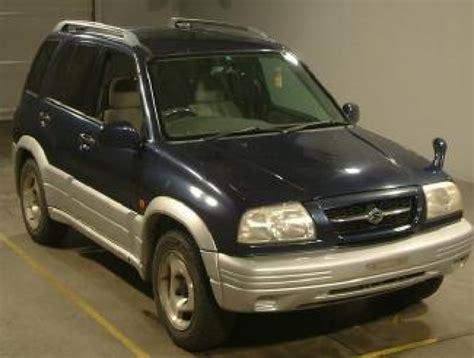 Suzuki 4wd Suzuki Escudo V6 4wd 1999 Used For Sale