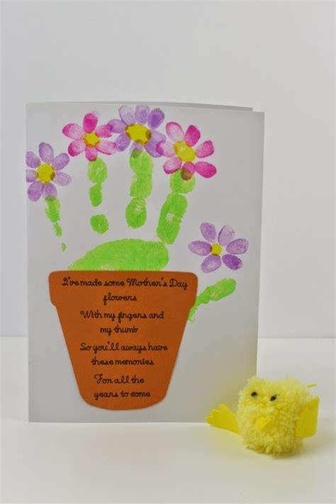 simple mother s day card ideas simple as that a thrifty mum easy mother s day card