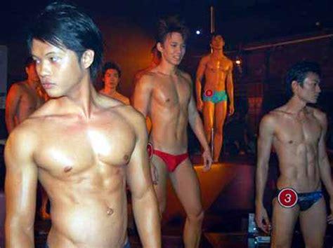 Bangkok nude gay