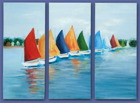 imagenes de barcos modernos cuadros modernos marinas barcas y veleros car interior