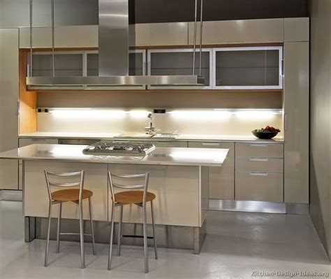 the kitchen gallery aluminium and stainless steel pictures of kitchens modern stainless steel kitchen