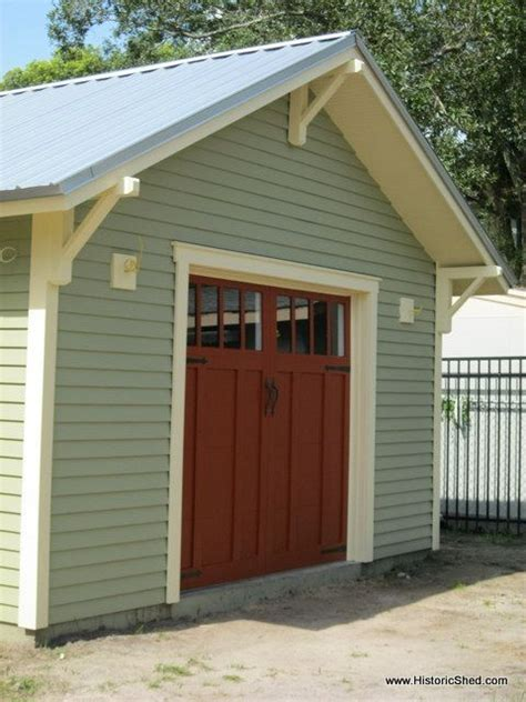craftsman style garages gardens craftsman and search on pinterest