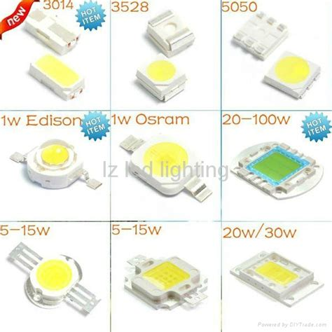 Smd Chip Led 5730 0 5w 3 2 3 4v Warm White 1 high power 5730 smd led chip lz 5730 wb 03 lz china