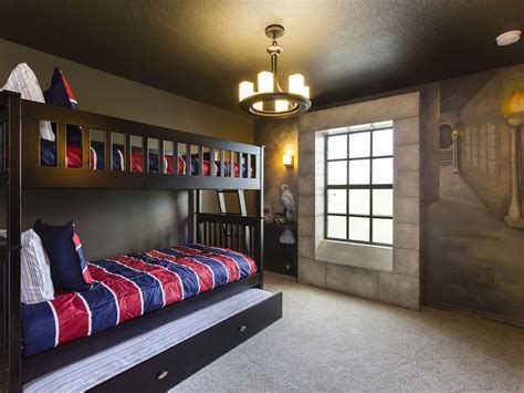 Harry Potter Themed Room by 4bd 3ba Harry Potter Frozen Themed Homeaway Disney