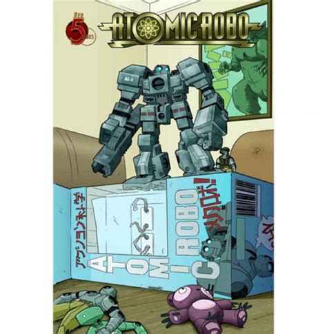 robo s h f by greenland toys this s atomic robo fosters figure longings
