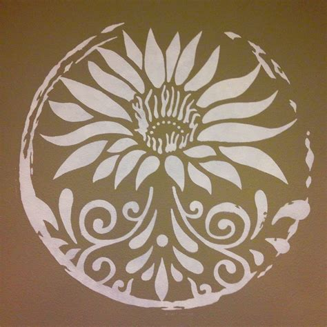 catalyst physical therapy stenciled lotus jason carr design
