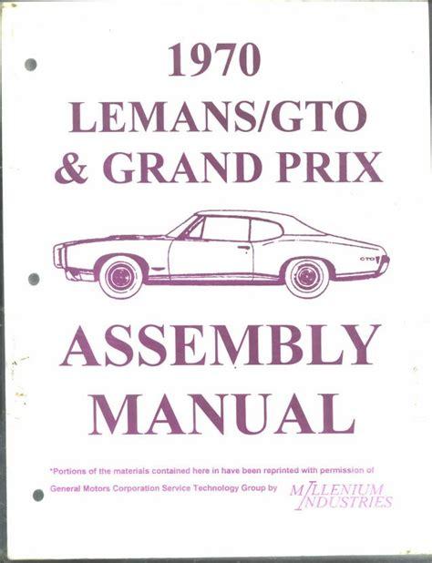 small engine service manuals 1969 pontiac grand prix interior lighting assembly manual pontiac gto 1967 1969 and 1970