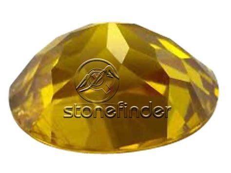 gemstone yellow gems yellow zircon lucky gem gem