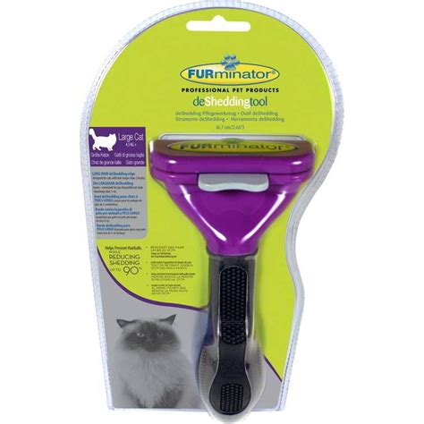 Best Shoo For Hair Shedding by Furminator Hair Tool Small Cats Cat Deshedding
