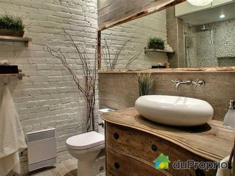 Contemporary Countertops rustic modern bathroom decor ideas smith design warm