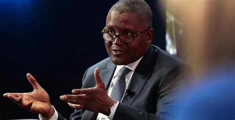 africa s richest billionaire aliko dangote says corruption stopped him from investing sh100
