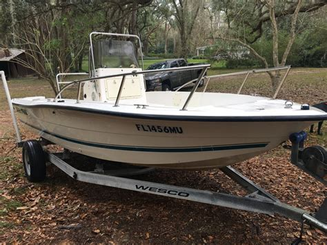 fishing boat hull only sold 1999 seapro 180cc hull only the hull truth