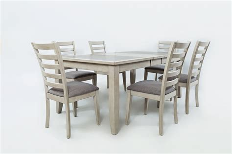 extension dining table and chairs bay lake tiled extension dining table and chair set