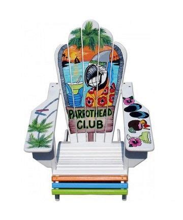 parrot home decor parrot head adirondack home decor margaritaville
