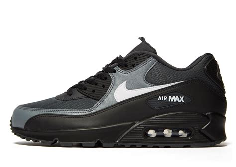 Nike Airmax 90 by Pink White Mens Nike Air Max 90 Essential Shoes