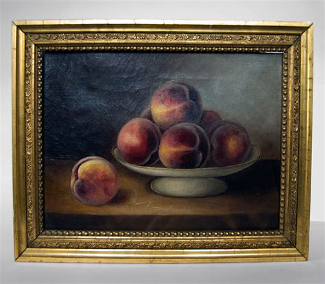 antique paintings for sale antique painting on canvas signed still a