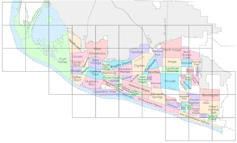 Clark County Property Records Wa Zoning Map City Of Vancouver Washington