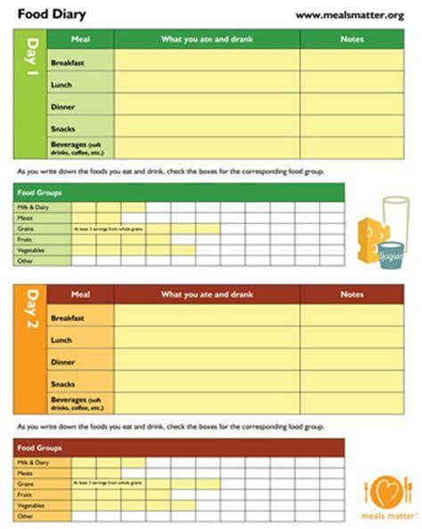 printable medifast food journal medifast continued