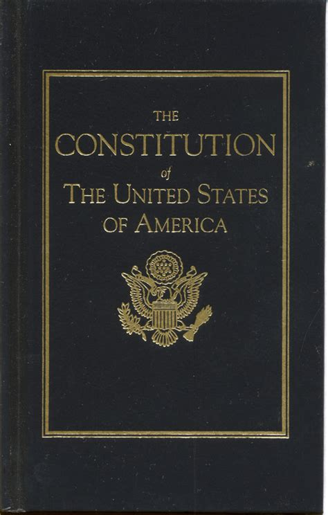 the constitution books the constitution of the united states of america book