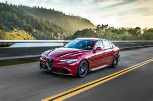 Alfa Romeo Lease Deals Alfa Romeo Swings Big With Giulia Lease Deals Motor Trend