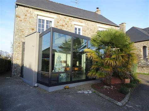 extension veranda veranda et maison en dj extension
