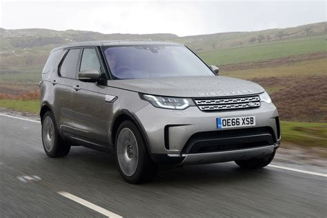 new land rover new land rover discovery 2017 review auto express
