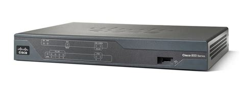 Router Cisco 800 Series cisco881 k9 cisco isr 800 series router